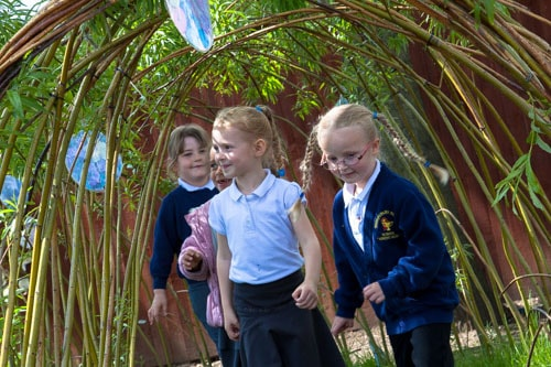 Thorpepark Primary School - Photography Project - Case Study