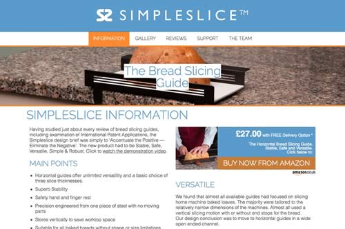 Simpleslice - Web Project - Case Study